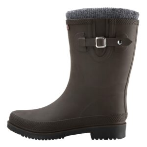 Doggo Regenlaars Ayda Winter - bruin - DO-2040001