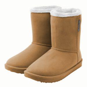 Doggo Boots Maya Brushed - beige fuchsia- DO-2017011